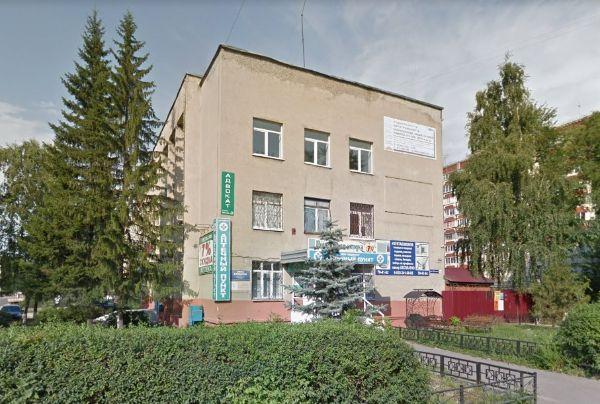 Торгово-офисный комплекс на ул. Папина, 11А