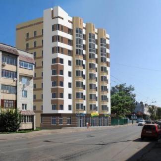 жилой комплекс ул. Московская 57