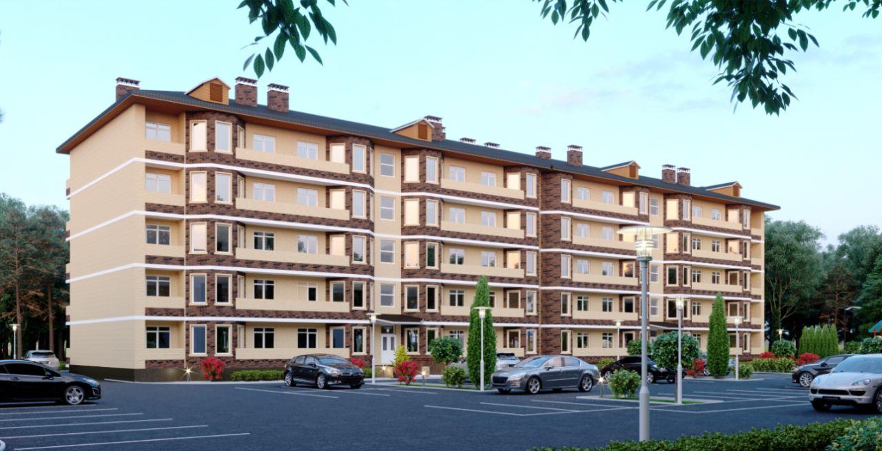 жилой комплекс Лорис Парк