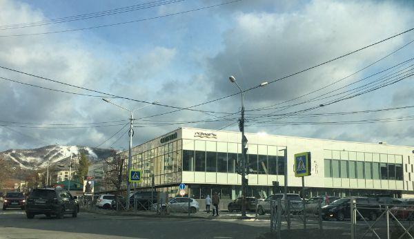 Торговый комплекс Славянский