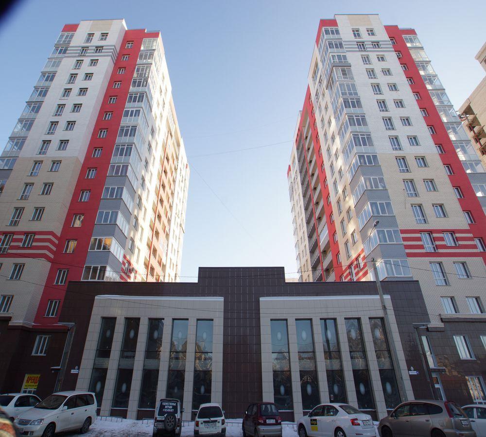 жилой комплекс Твикс