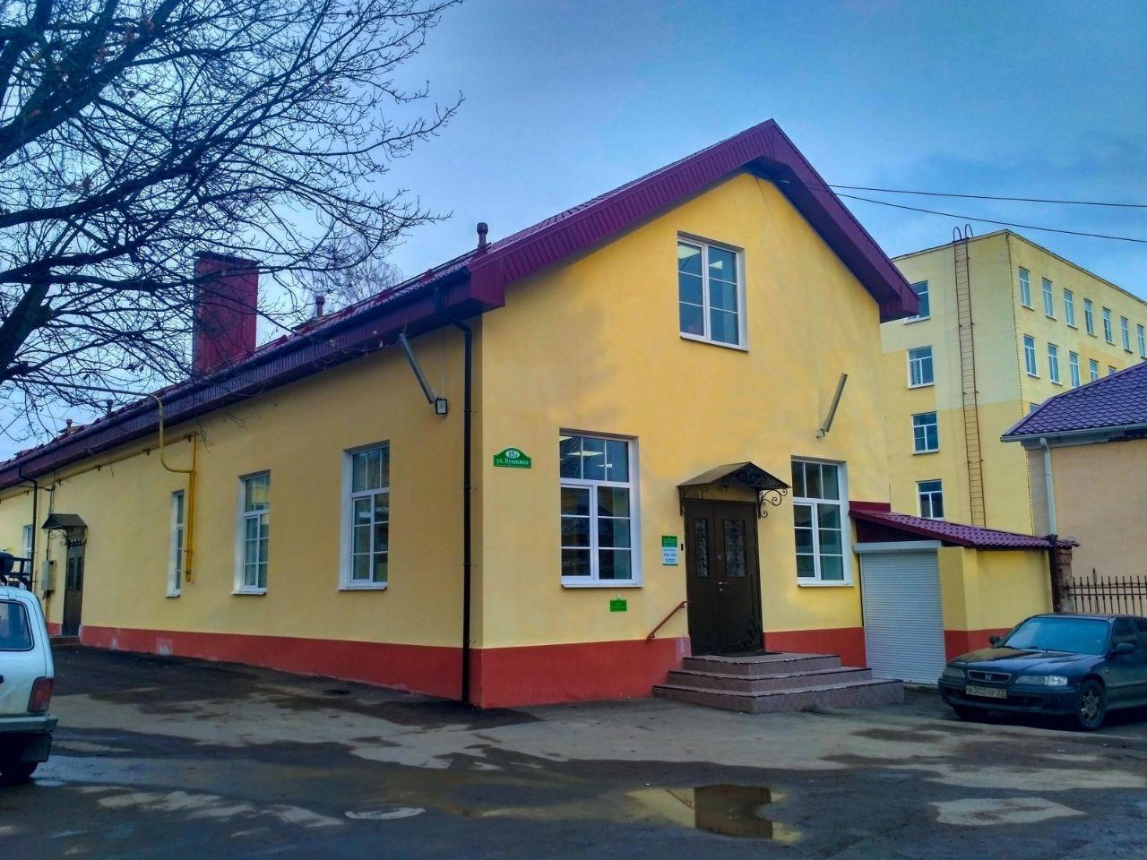 аренда помещений в БЦ на ул. Пушкина, 15А