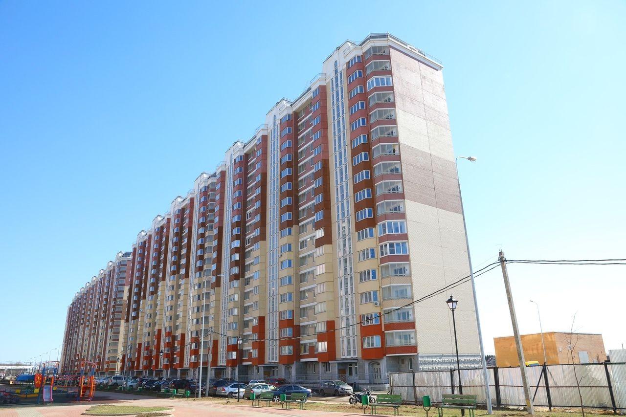 купить квартиру в ЖК ДОМодедово Парк