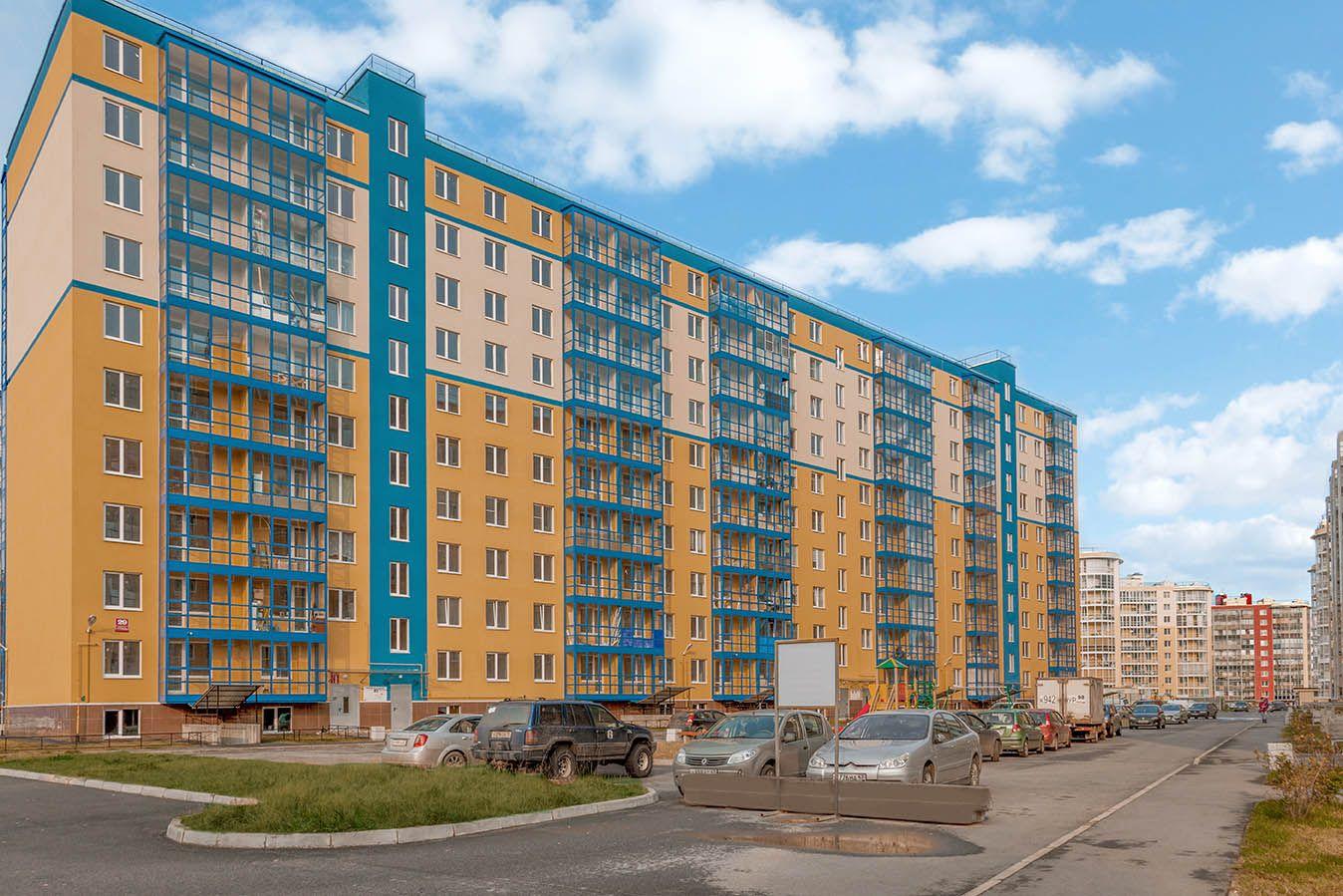 купить квартиру в ЖК Южная поляна