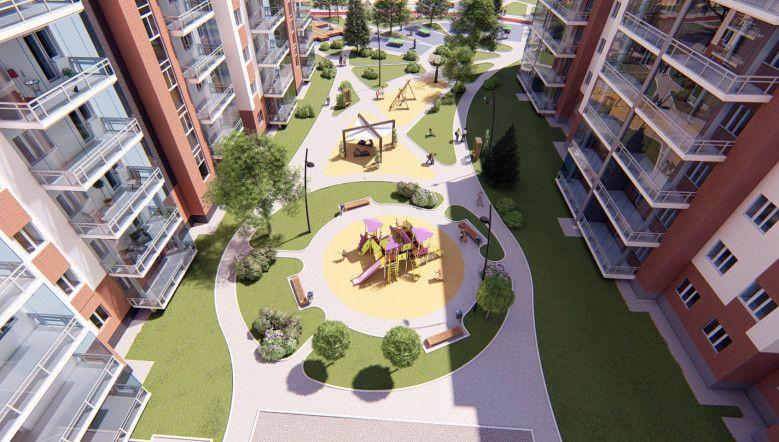 купить квартиру в ЖК Заречье-парк