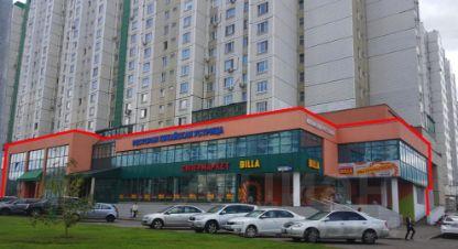 Помещение для персонала Новомарьинская улица коммерческая недвижимость кропоткина