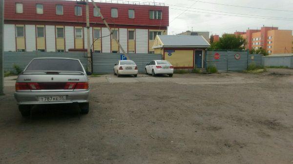 Офисно-производственный комплекс на ул. 5-я Станционная, 107