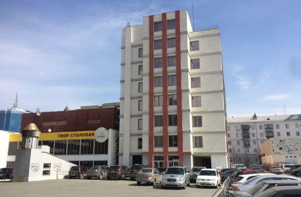 Офисное здание на ул. Коммуны, 87