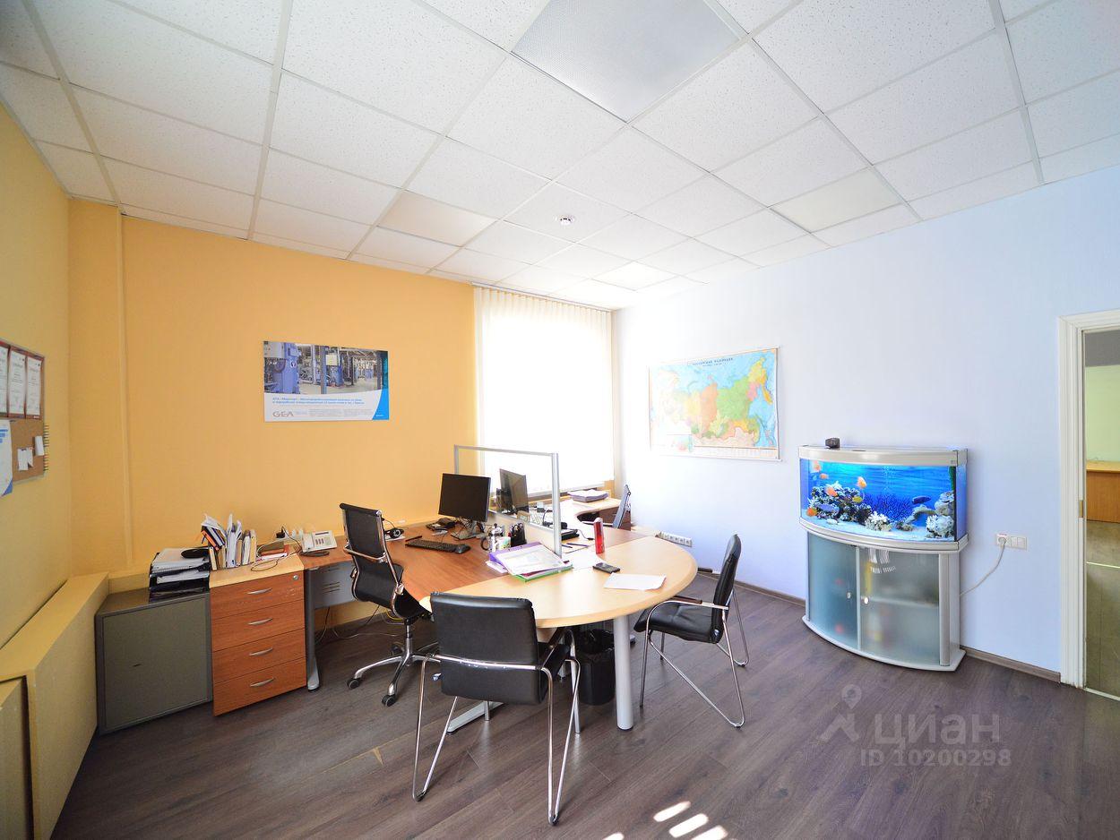 Аренда офиса 60 кв Соколиная гора арендовать офис Казенный Большой переулок