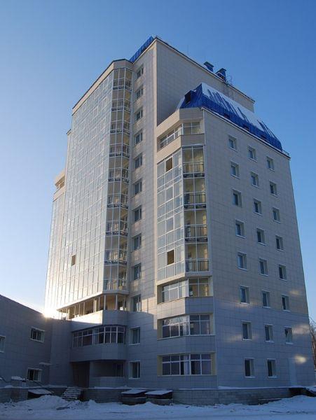 Торгово-офисный комплекс Лира