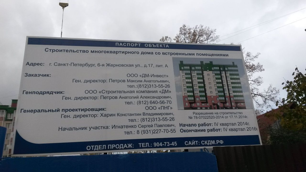 фото ЖК Жерновка