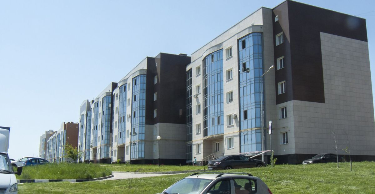 жилой комплекс Улитка