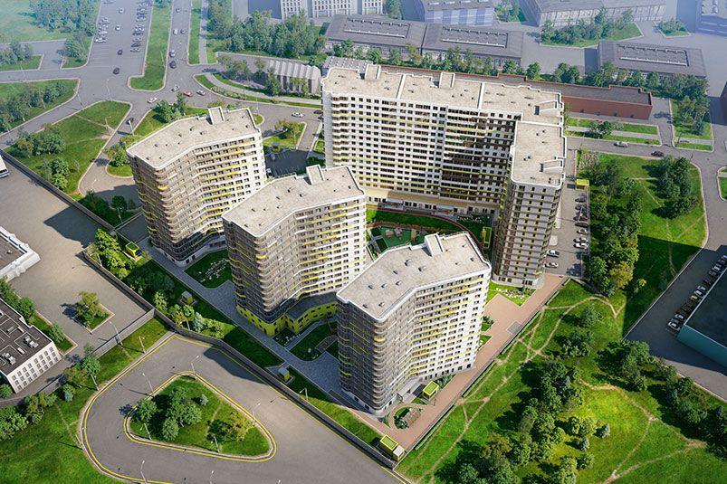 купить квартиру в ЖК Дом на Львовской