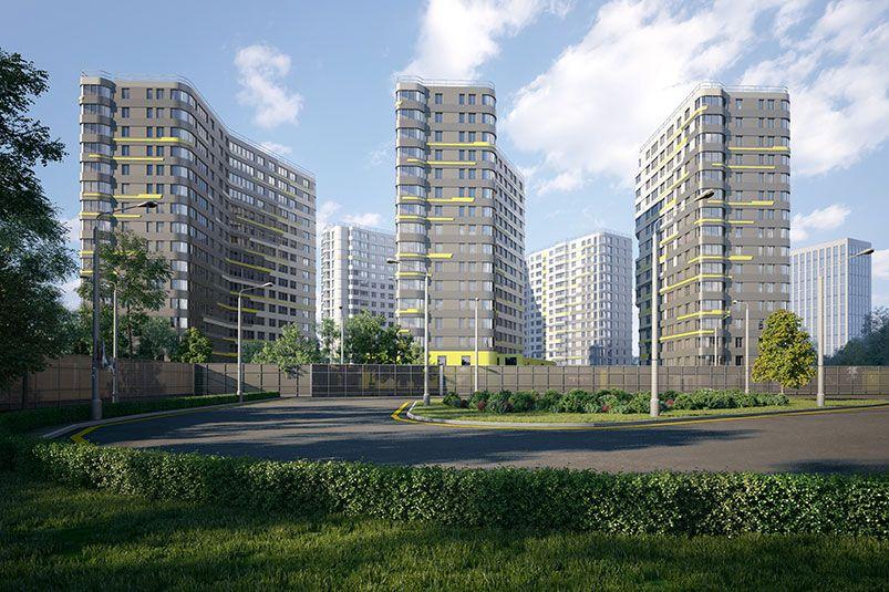 продажа квартир Дом на Львовской