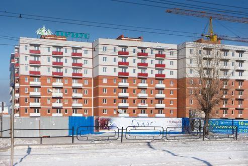 ЖК ул. Сахьяновой 9А