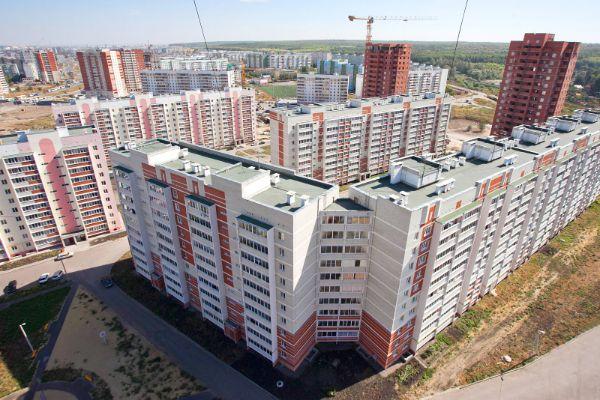 2-я Фотография ЖК «Новый город»