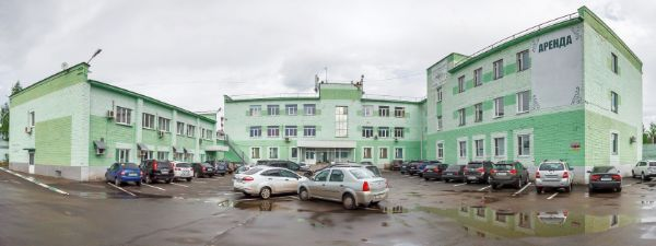 Бизнес-парк Карповский
