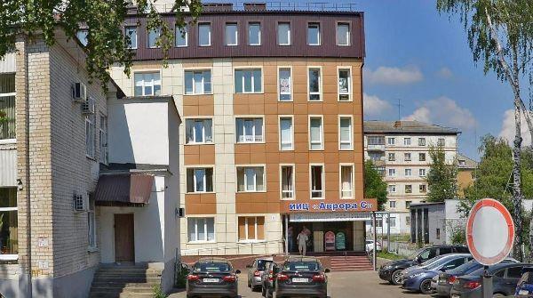 Офисное здание на ул. Пролетарская, 83Б
