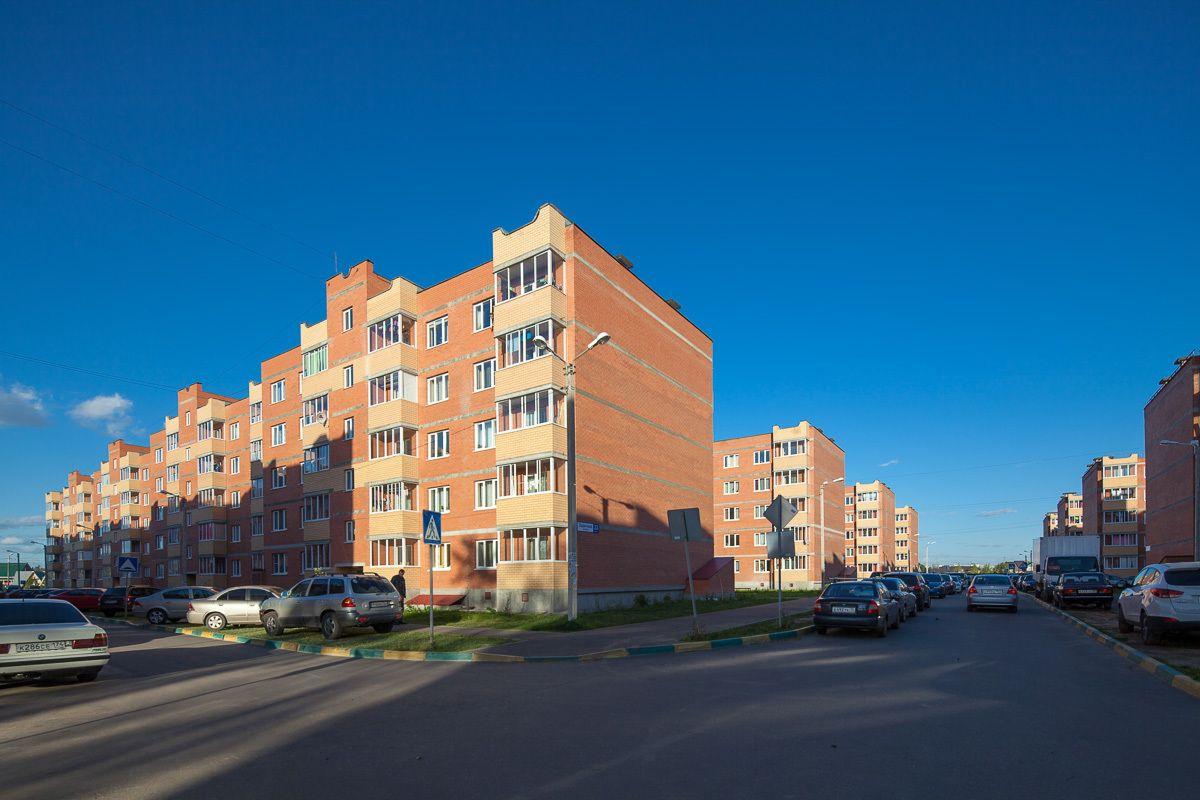 купить квартиру в ЖК Марусино-3