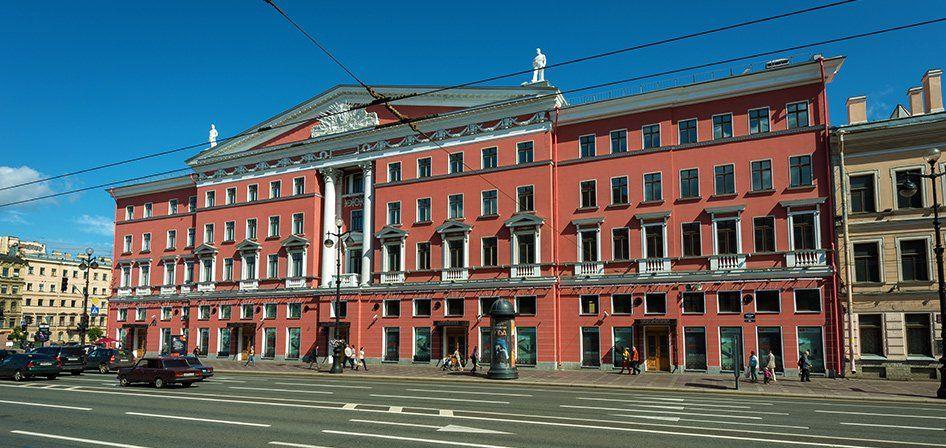 жилой комплекс Невский 68