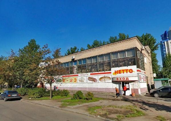 Торгово-офисный комплекс на ул. Ленсовета, 34