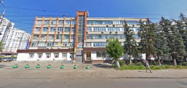 Бизнес-центр на ул. Пушкина, 3