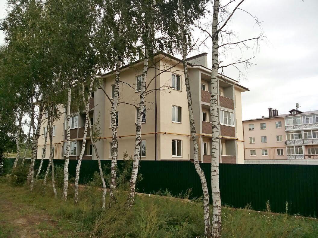 жилой комплекс Дом на Парковой
