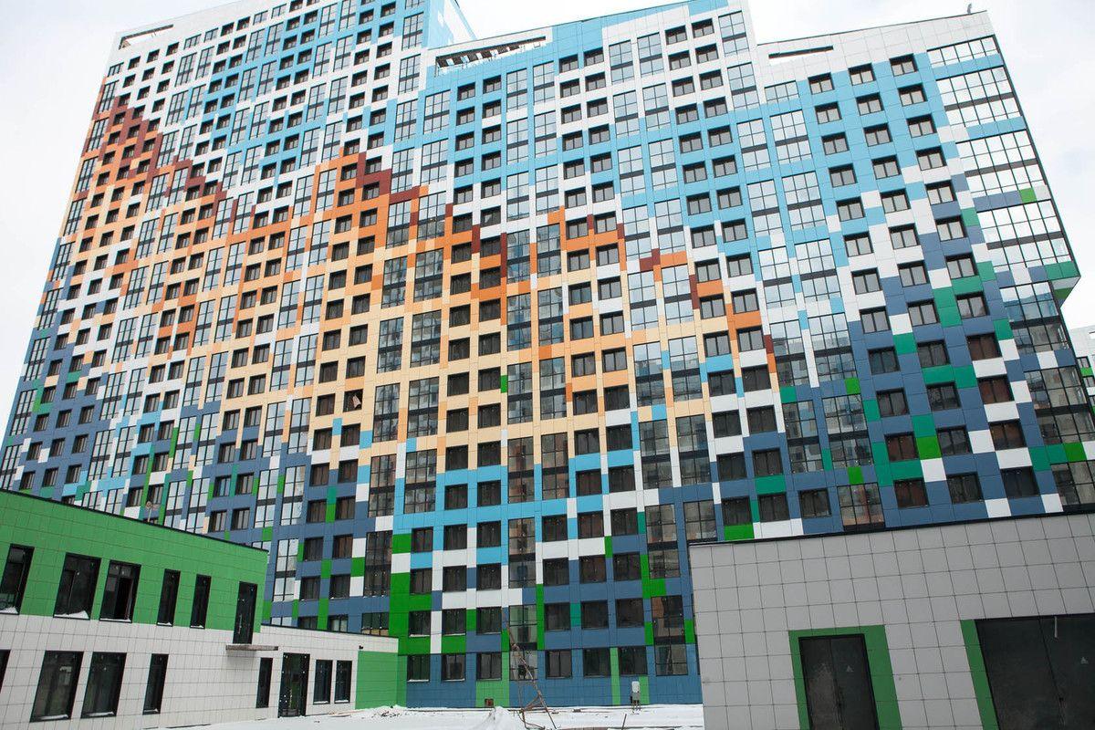 жилой комплекс О Юность