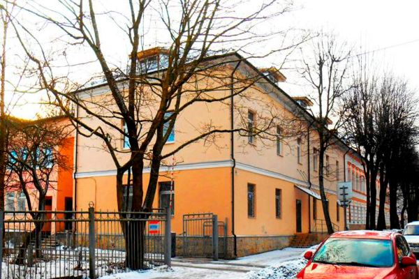Офисный центр Славная, 46