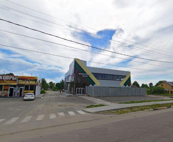 Торговый центр Браво