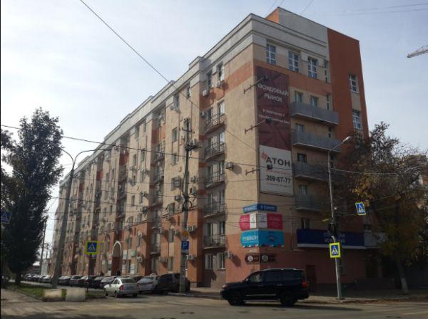 Бизнес-центр на ул. Ленинская, 168