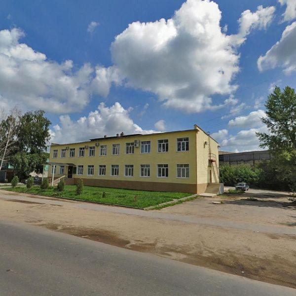 Офисное здание на ул. Опытная, 1