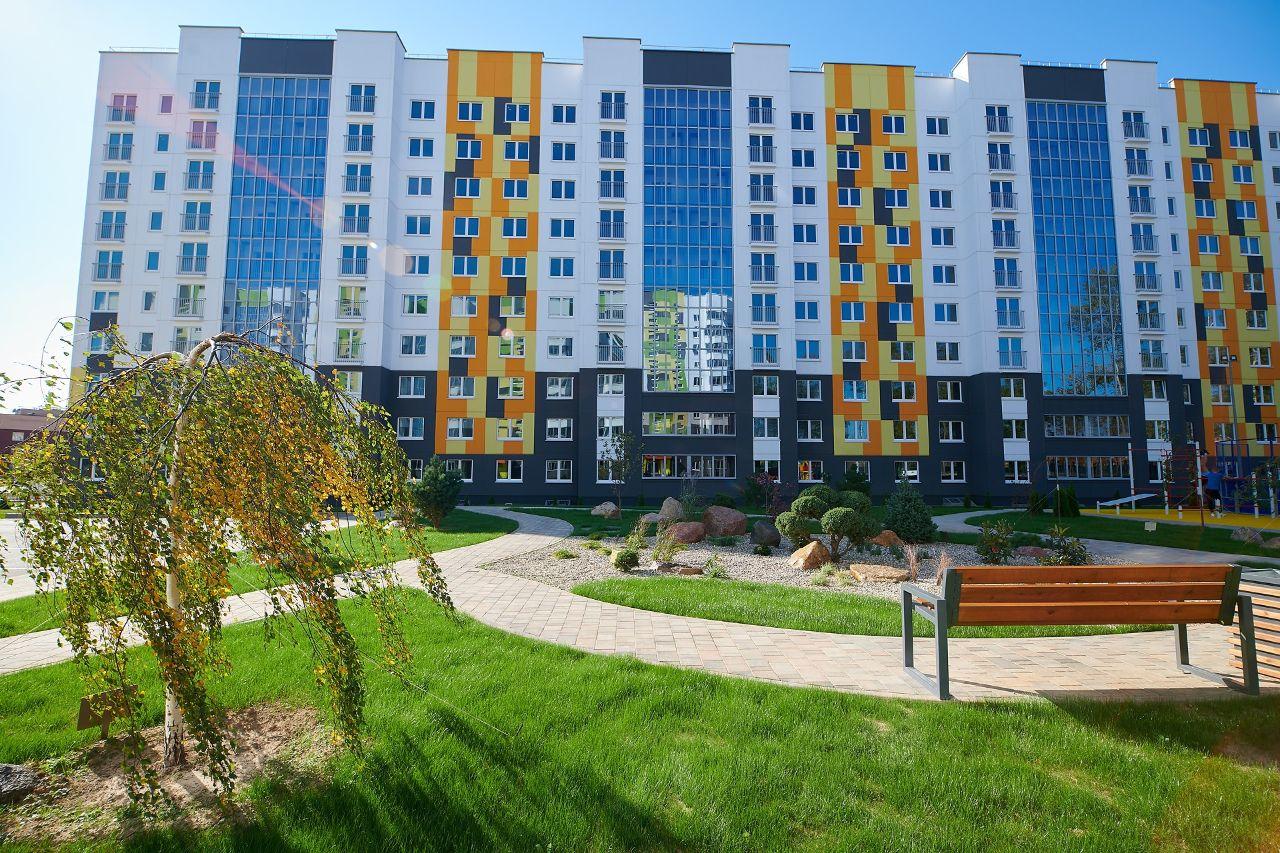 жилой комплекс Белорусский Квартал