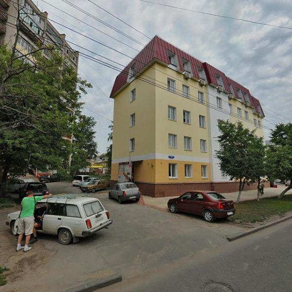 Многофункциональный комплекс на ул. Ленина, 23