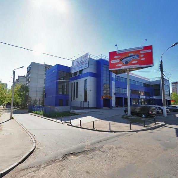 Торгово-офисный комплекс Лазурный