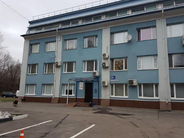Офисное здание на ул. Малая Ботаническая, 10А