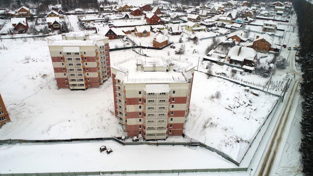 жилой комплекс Северное Сияние
