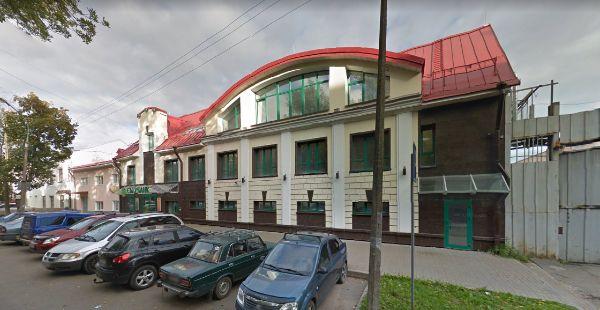 Административное здание на Октябрьском проспекте, 27Б