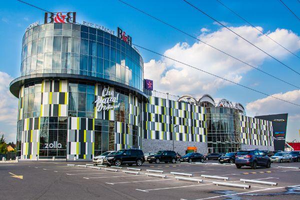 Торгово-развлекательный центр Атлас