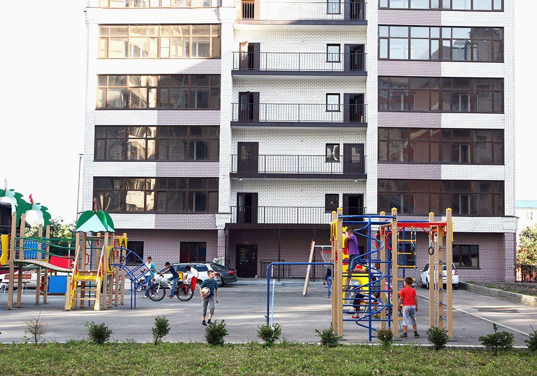 купить квартиру в ЖК ул. Никитина 40