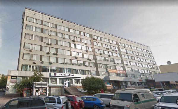 Бизнес-центр на ул. Фрунзе, 5