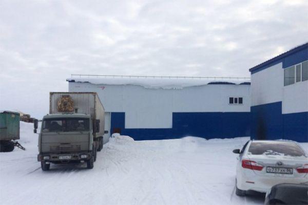 Складской комплекс на ул. Инженерная, 2