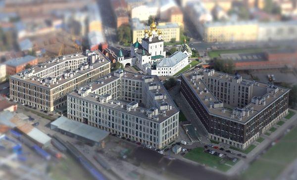 1-я Фотография ЖК «Царская столица»