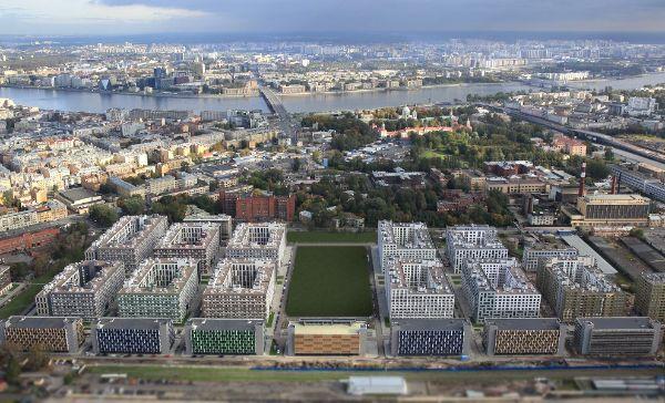 2-я Фотография ЖК «Царская столица»