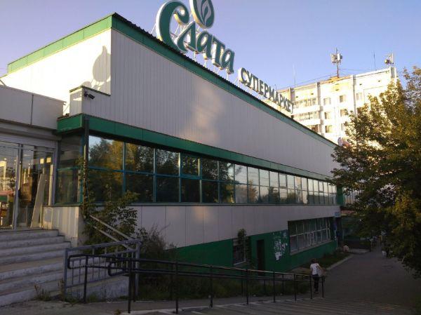 Торговый центр на бульваре Рябикова, 20Б