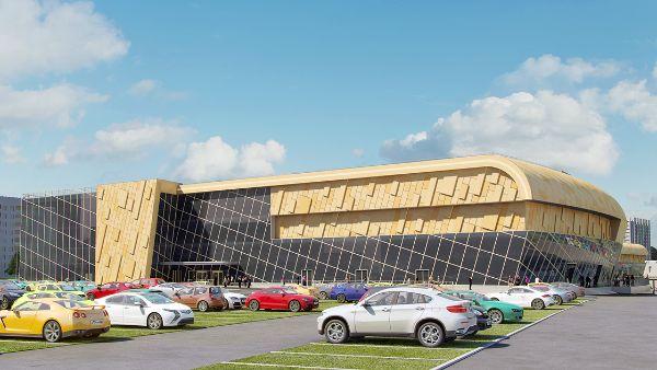 Специализированный торговый центр Кубатура