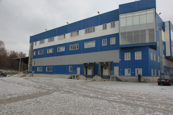 Офисно-складской комплекс Траст-Терминал-Лыткарино