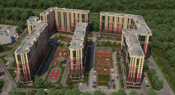 1-я Фотография ЖК «Две столицы»