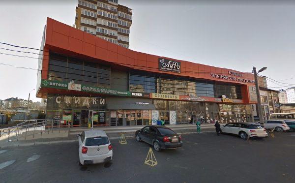Торгово-офисный комплекс на ул. Крылова, 31