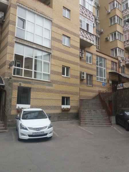 Офисный центр в переулке Семашко, 48А
